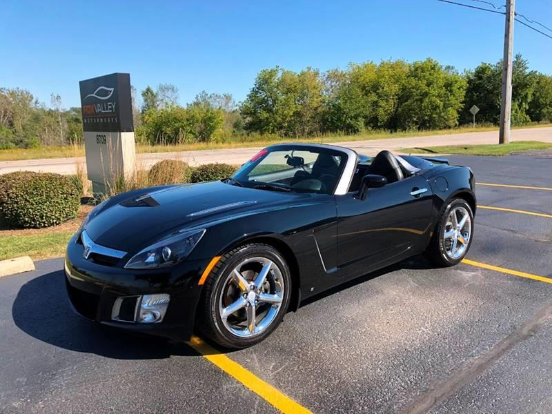 2007 Saturn SKY Red Line 2dr Convertible - Lake In The Hills IL