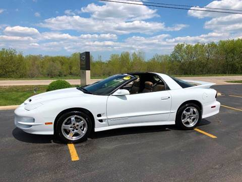 2001 Pontiac Firebird for sale in Lake In The Hills, IL