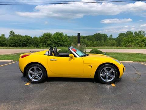 2009 Pontiac Solstice for sale in Lake In The Hills, IL