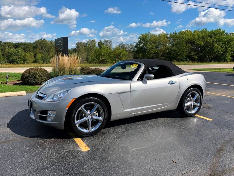 2008 Saturn SKY 2dr Convertible - Lake In The Hills IL