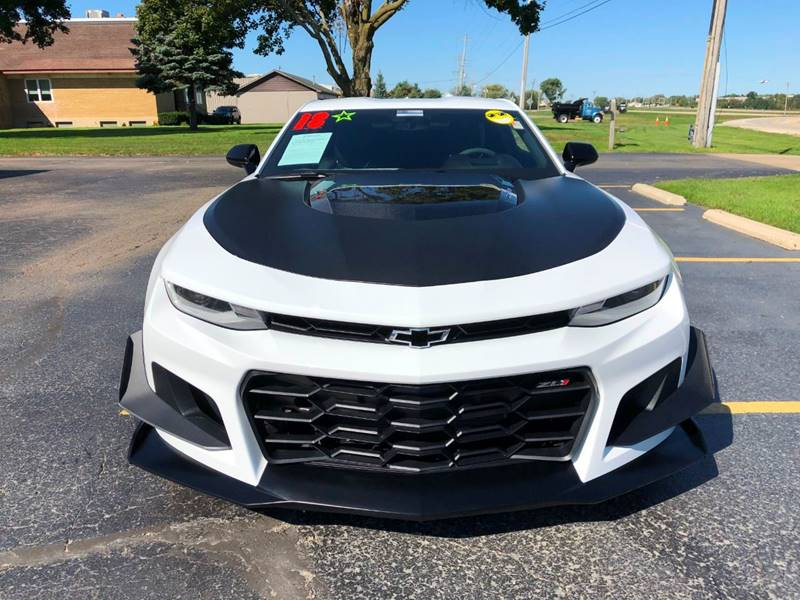 2018 Chevrolet Camaro ZL1 2dr Coupe - Lake In The Hills IL