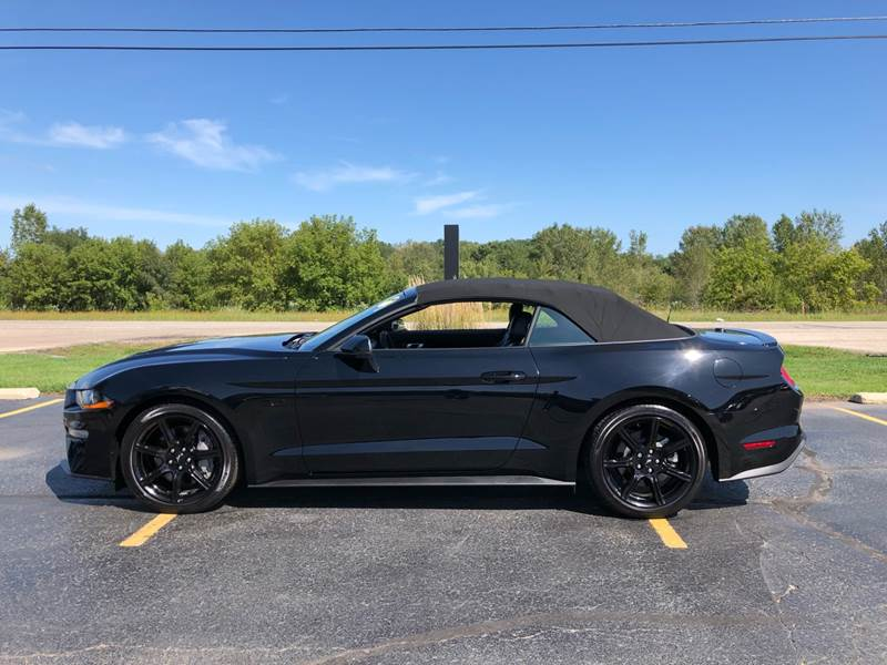 2018 Ford Mustang GT Premium 2dr Convertible - Lake In The Hills IL