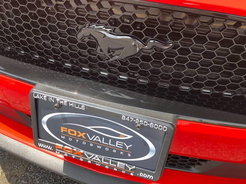 2018 Ford Mustang GT Premium 2dr Fastback - Lake In The Hills IL