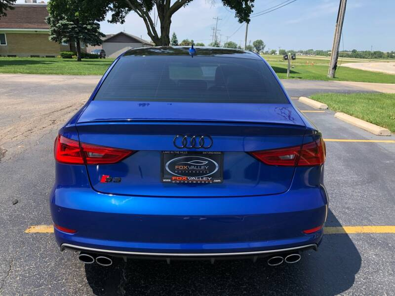 2016 Audi S3 AWD 2.0T quattro Premium Plus 4dr Sedan - Lake In The Hills IL
