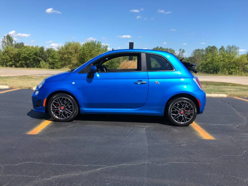 2018 FIAT 500c Abarth 2dr Convertible - Lake In The Hills IL