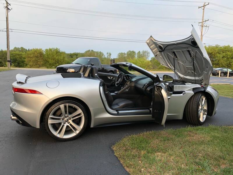 2014 Jaguar F-TYPE V8 S 2dr Convertible - Lake In The Hills IL