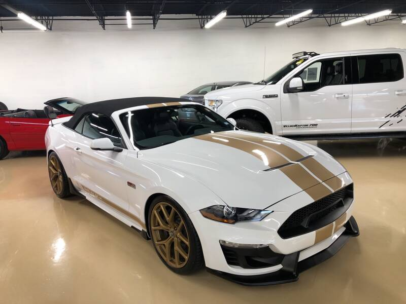 2019 Ford Mustang GT Premium 2dr Convertible - Lake In The Hills IL