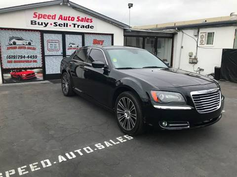 2014 Chrysler 300 for sale at Speed Auto Sales in El Cajon CA