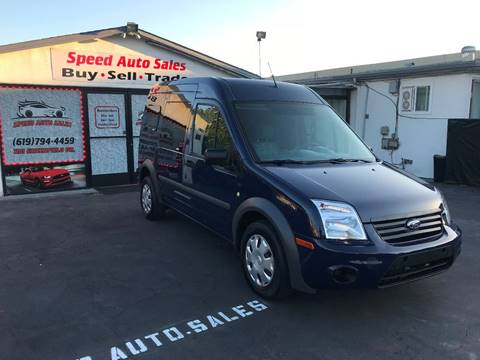 2010 Ford Transit Connect for sale at Speed Auto Sales in El Cajon CA