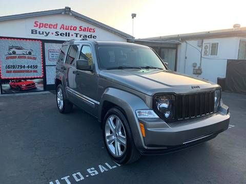 2012 Jeep Liberty for sale in El Cajon, CA
