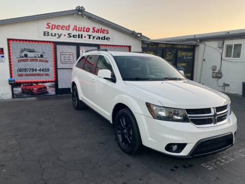 2015 Dodge Journey for sale at Speed Auto Sales in El Cajon CA