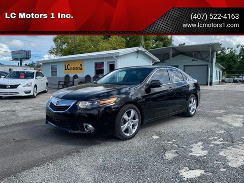 2011 Acura TSX for sale in Orlando, FL