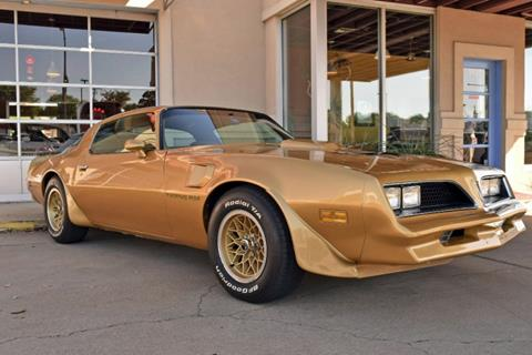 1978 Pontiac Firebird for sale in Fort Worth, TX