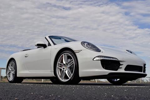2013 Porsche 911 for sale in Fort Worth, TX