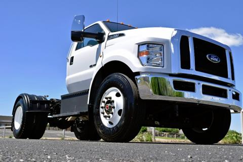 2017 Ford F-750 Super Duty for sale in Fort Worth, TX