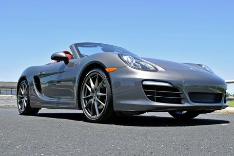 2015 Porsche Boxster for sale in Fort Worth, TX
