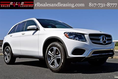 2018 Mercedes-Benz GLC for sale in Fort Worth, TX
