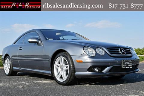 2006 Mercedes-Benz CL-Class for sale in Fort Worth, TX