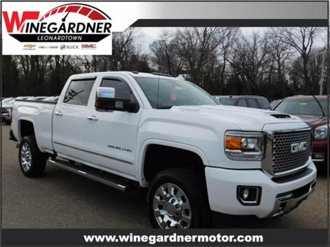 2017 GMC Sierra 2500HD for sale in Leonardtown, MD