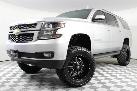 2015 Chevrolet Suburban for sale in Hurst, TX