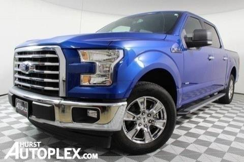 2017 Ford F-150 for sale in Hurst, TX