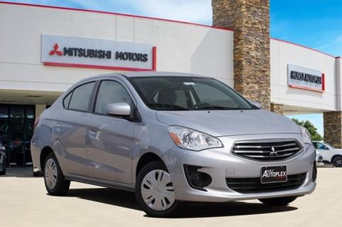 2019 Mitsubishi Mirage G4 for sale in Hurst, TX
