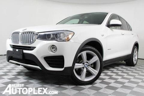 2016 BMW X4 for sale in Hurst, TX