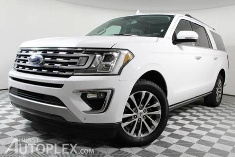 2018 Ford Expedition MAX for sale in Hurst, TX