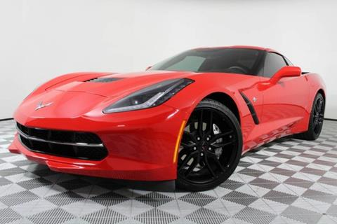 2019 Chevrolet Corvette for sale in Hurst, TX