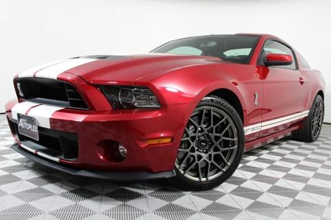 2013 Ford Shelby GT500 for sale in Hurst, TX