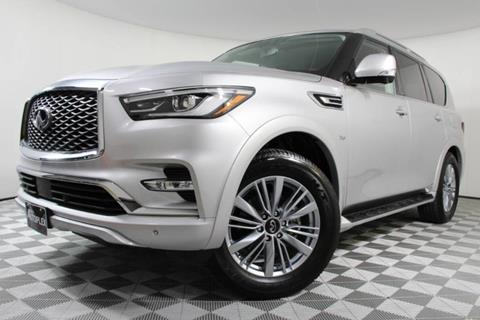 2019 Infiniti QX80 for sale in Hurst, TX