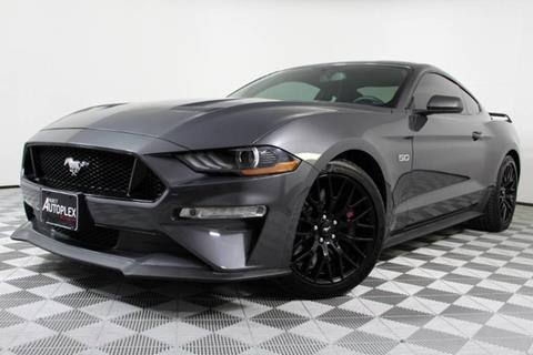 2018 Ford Mustang for sale in Hurst, TX