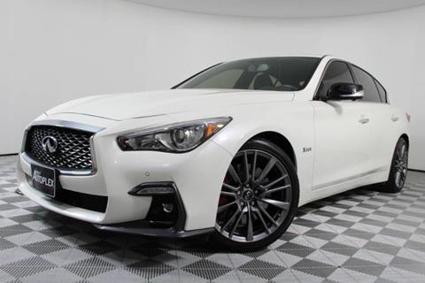 2018 Infiniti Q50 for sale in Hurst, TX