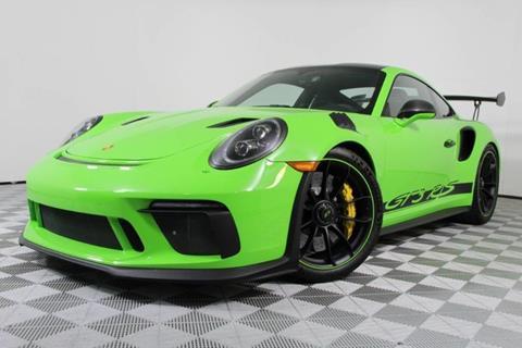 2019 Porsche 911 for sale in Hurst, TX