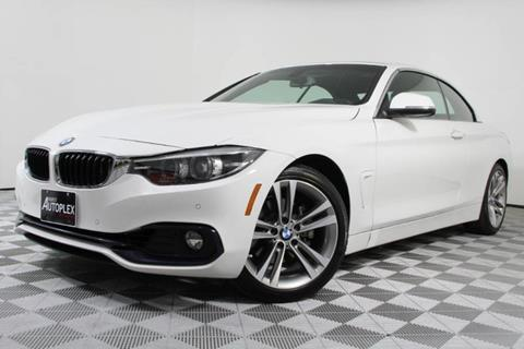 2018 BMW 4 Series for sale in Hurst, TX