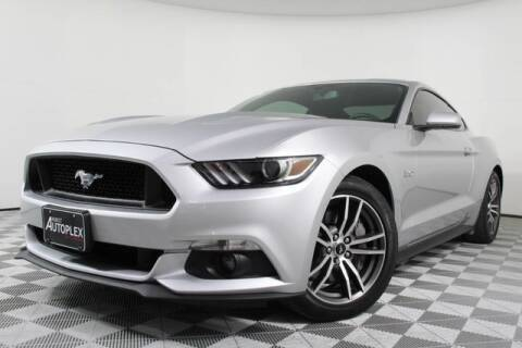 2016 Ford Mustang GT for sale at Hurst Autoplex Mitsubishi in Hurst TX