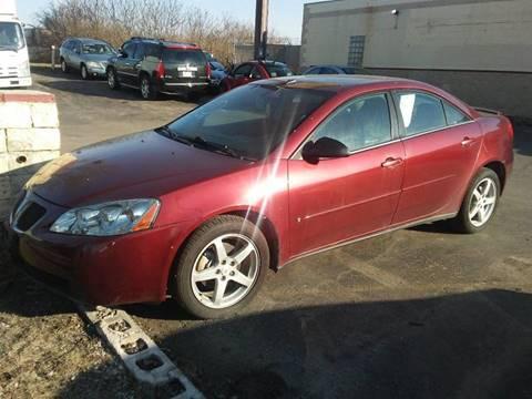 2008 Pontiac G6 for sale in Dayton, OH