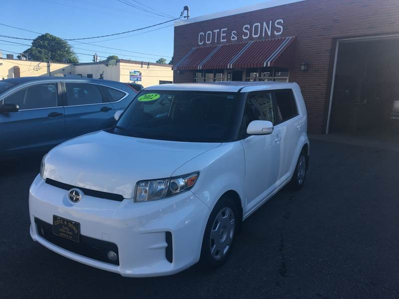2012 Scion xB for sale at Cote & Sons Automotive Ctr in Lawrence MA