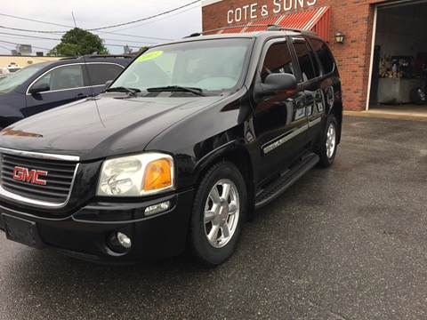 2003 GMC Envoy for sale in Lawrence, MA