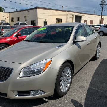 2013 Buick Regal for sale at Cote & Sons Automotive Ctr in Lawrence MA