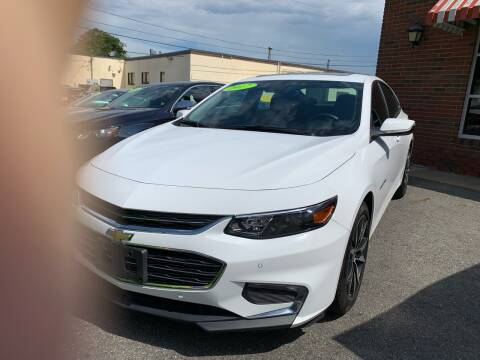 2017 Chevrolet Malibu for sale at Cote & Sons Automotive Ctr in Lawrence MA