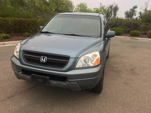 2005 Honda Pilot for sale at MSR Auto Inc in San Diego CA