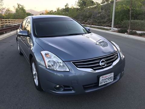 2011 Nissan Altima for sale at MSR Auto Inc in San Diego CA