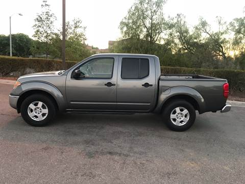 2007 Nissan Frontier for sale at MSR Auto Inc in San Diego CA