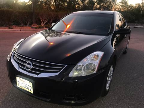 2012 Nissan Altima for sale at MSR Auto Inc in San Diego CA