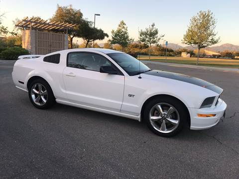 2007 Ford Mustang for sale at MSR Auto Inc in San Diego CA