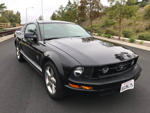 2008 Ford Mustang for sale at MSR Auto Inc in San Diego CA