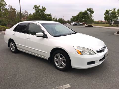 2007 Honda Accord for sale at MSR Auto Inc in San Diego CA
