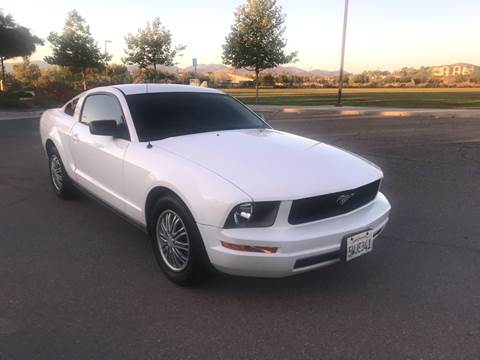 2006 Ford Mustang for sale at MSR Auto Inc in San Diego CA