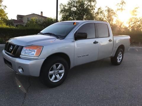 2010 Nissan Titan for sale at MSR Auto Inc in San Diego CA